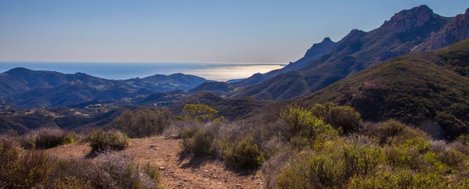 Sandstone Peak Mishe Mokwa Trail Loop Calitrails