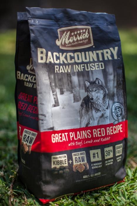 Backcountry dog food coupons
